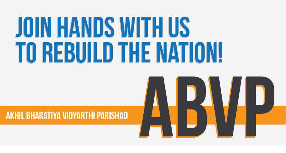 ABVP |nation students day join abvp